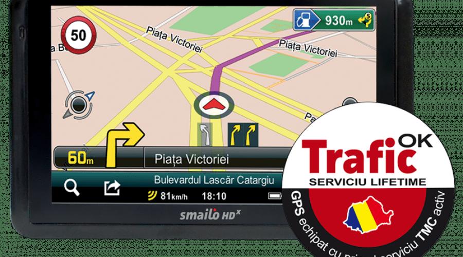 [Concurs] Castiga un GPS Smailo HDX 5.0 Travel Traficok