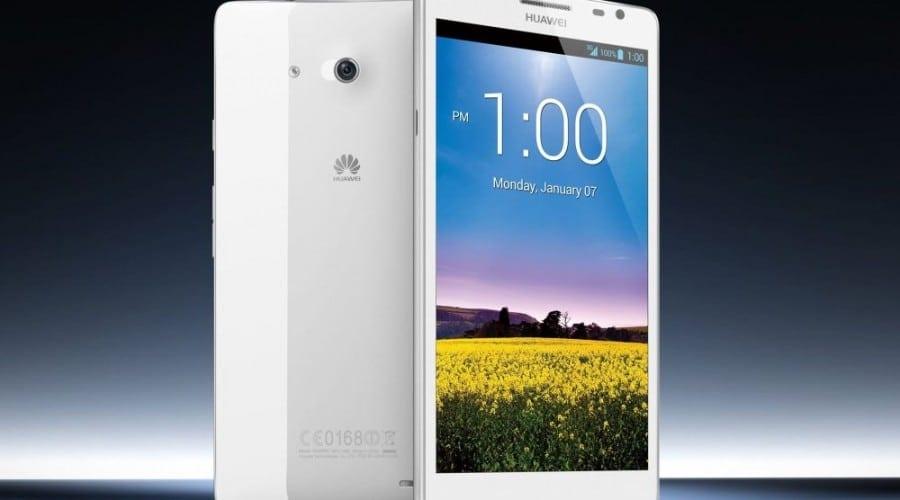 Huawei Ascend Mate și Ascend D2: Ecrane gigant, de 6.1 și 5″, baterii masive și dotare de top