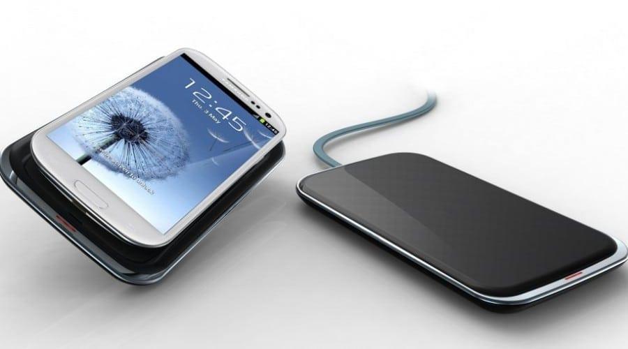 Samsung Galaxy S3 şi Note 2 pot fi încărcate wireless
