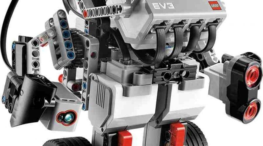 Lego Mindstorms EV3 anunțat la CES, oferă control de pe iPhone sau iPad