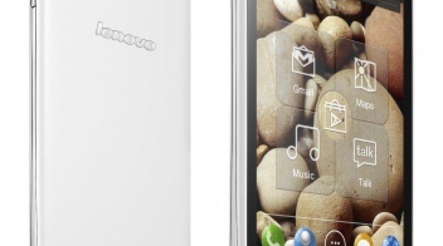 Lenovo S890, S720 plus alte smartphone-uri interesante, lansate la CES
