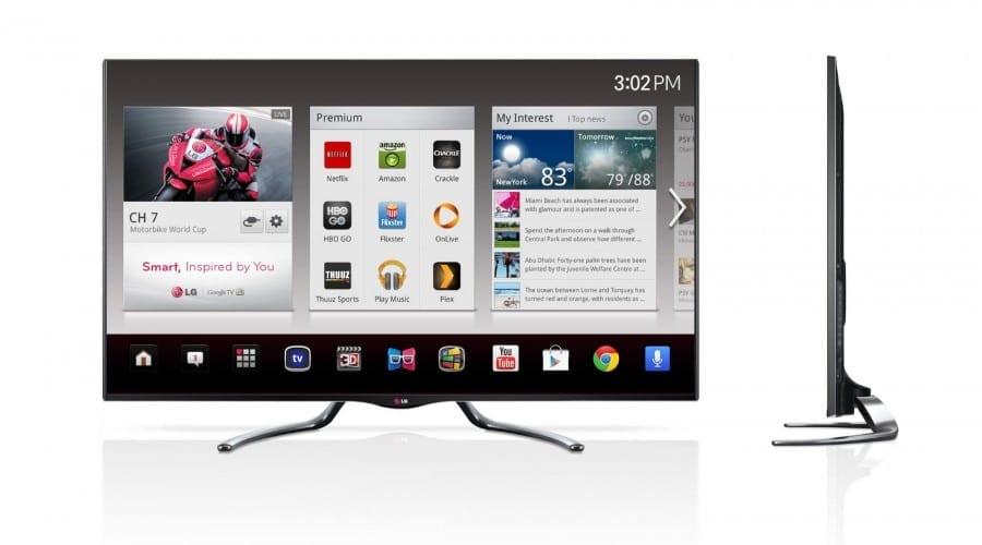 CES 2013: Noi producatori de televizoare smart cu platforma Google TV