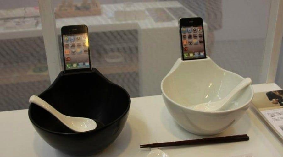 Nici o supă fără iPhone