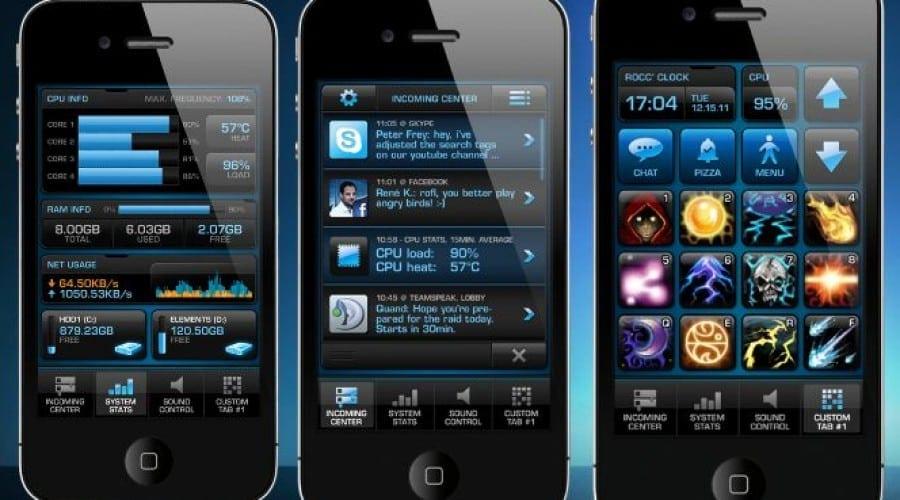 Roccat Power Grid îți transformă telefonul în sistem tactil de control pentru jocuri și aplicații PC