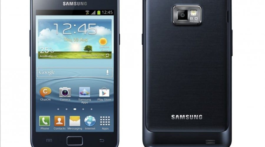 Samsung Galaxy S II Plus: Un S2 cu Nature UX și o carcasă modificată