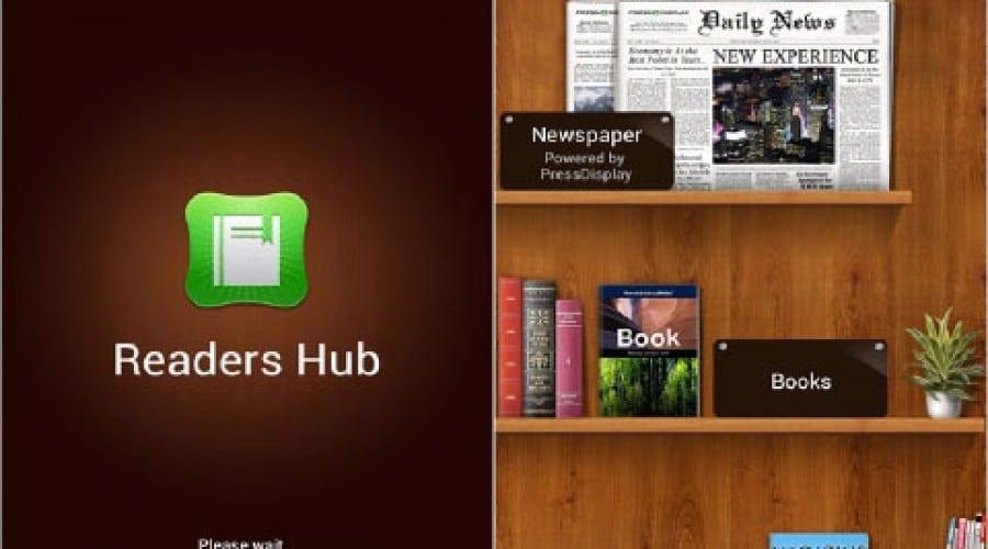 Readers Hub: Samsung extinde serviciul de e-book in Europa