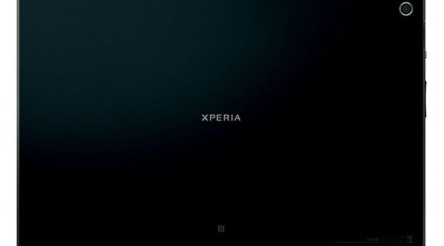 Sony anunta Xperia Tablet Z, cea mai subtire tableta de pe piata, rezistenta la apa si praf