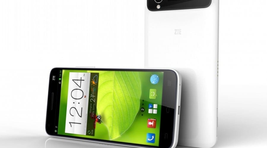 ZTE Grand S: Quad core la 1.7GHz, ecran 5″ Full HD, cameră 13MP