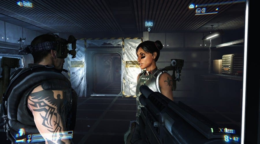"Aliens: Colonial Marines review – Doar un ""B movie"""