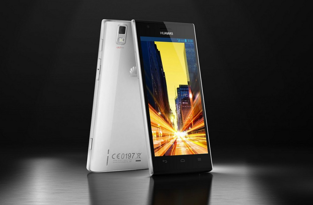Huawei Ascend P2 small