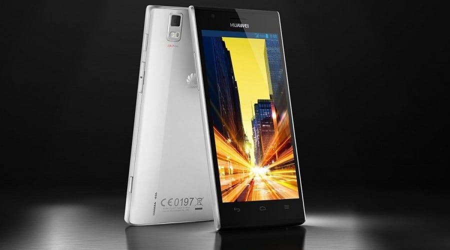 Huawei Ascend P2: LTE Cat 4 cu viteze de descărcare de până la 150 Mbps