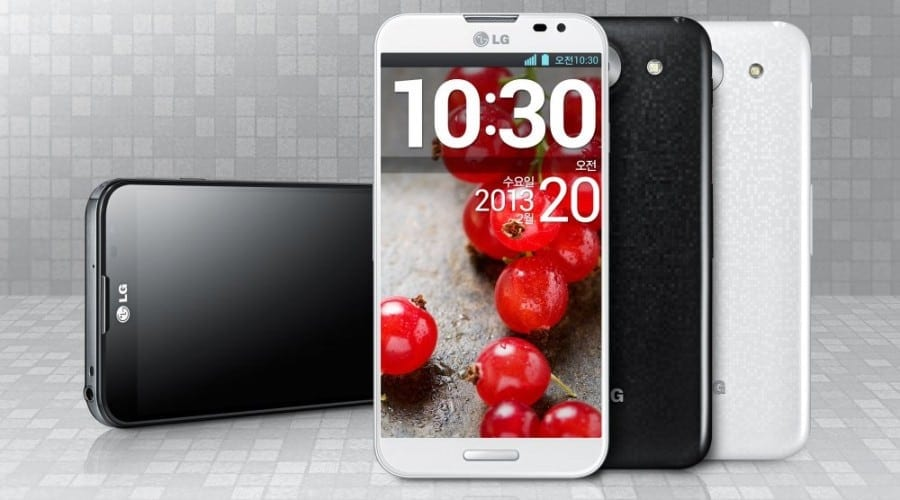 LG Optimus G Pro: Specificaţii detaliate