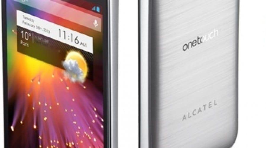 Alcatel One Touch Star, dezvăluit înainte de MWC