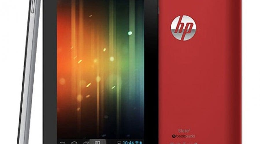 MWC 2013: HP Slate 7, tableta de buget cu Android