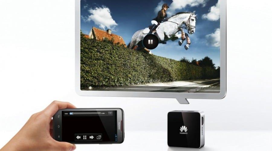 Huawei MediaQ M310: Centru de divertisment pentru întreaga familie