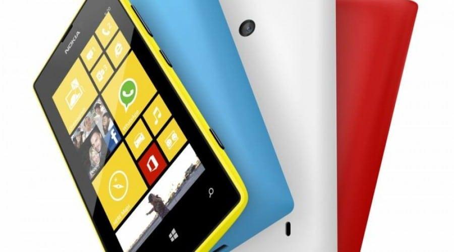 Nokia Lumia 720 şi Lumia 520: Windows Phone 8, hardware solid şi preţuri de la 139 euro
