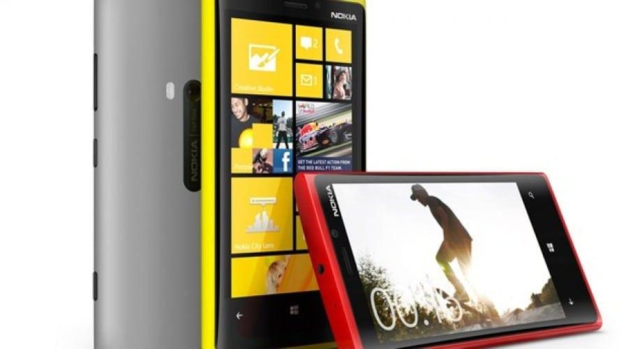 Vodafone aduce oficial in Romania Nokia Lumia 920