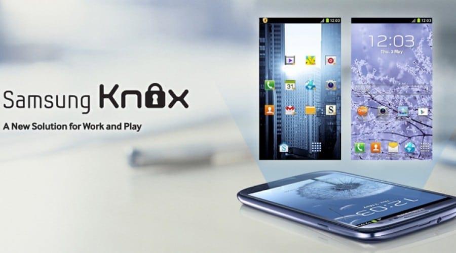 Samsung Knox: Serviciu de securizare pentru terminalele Galaxy