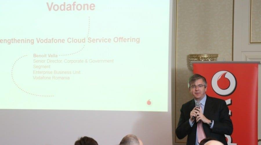 Microsoft Office 365, disponibil în cloud pentru clienţii business ai Vodafone