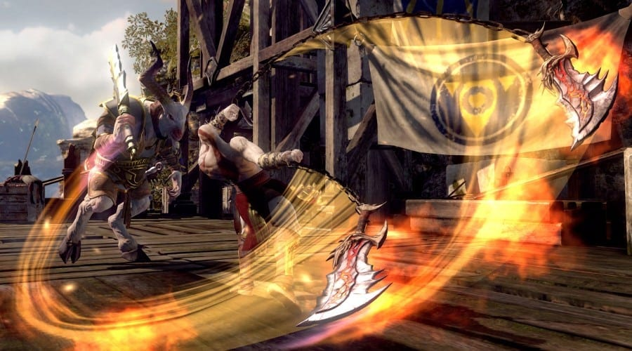 God of War Ascension review: Kratos se dezlănțuie