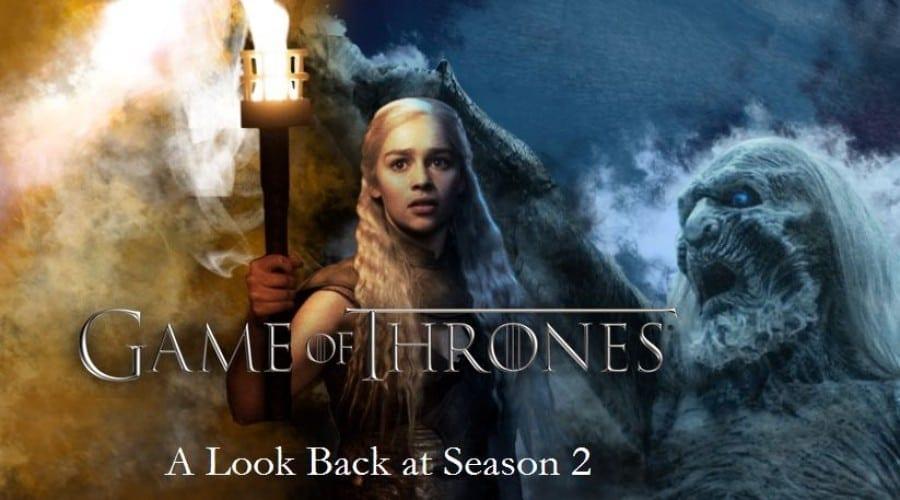 Games of Thrones: Cele mai importante momente din sezonul 2