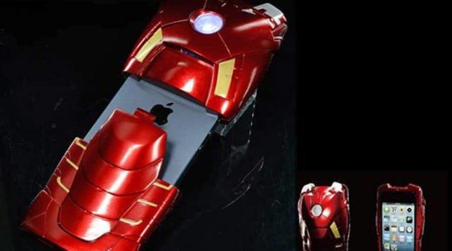 Iron Man e gata să îţi protejeze iPhone-ul