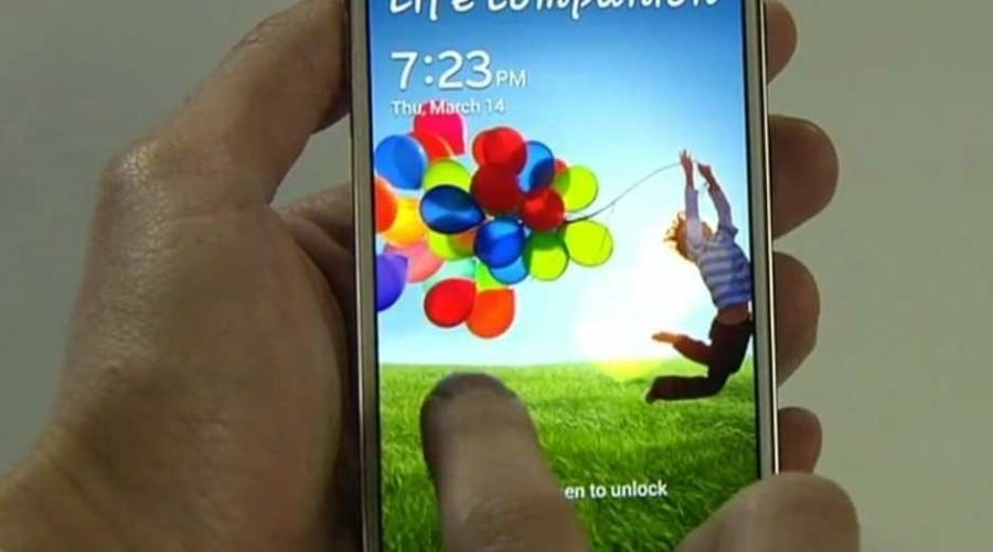 Galaxy S4: Hardware de top completat de funcții incitante