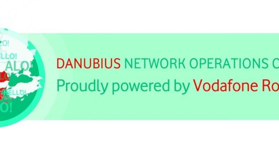 Centrul Vodafone Danubius din Capitală va monitoriza activitatea a 90 de milioane de clienţi
