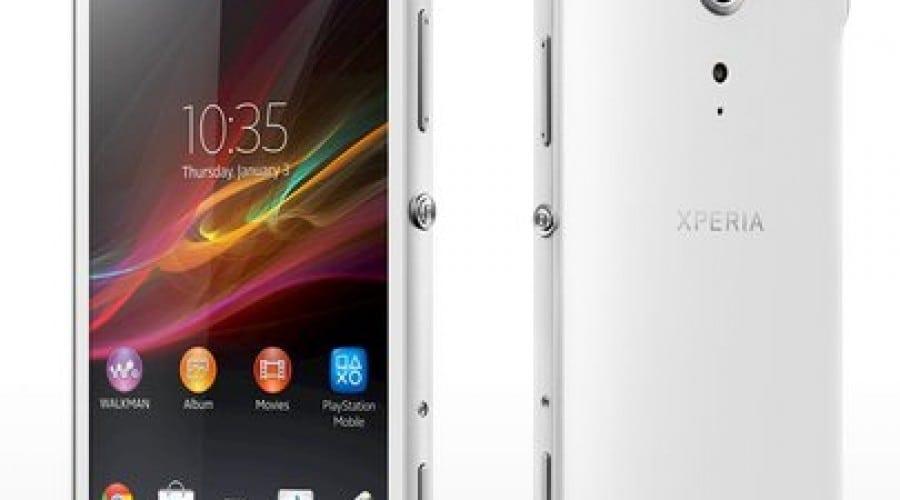 Sony Xperia L şi Xperia SP: Focus pe cameră şi pe design