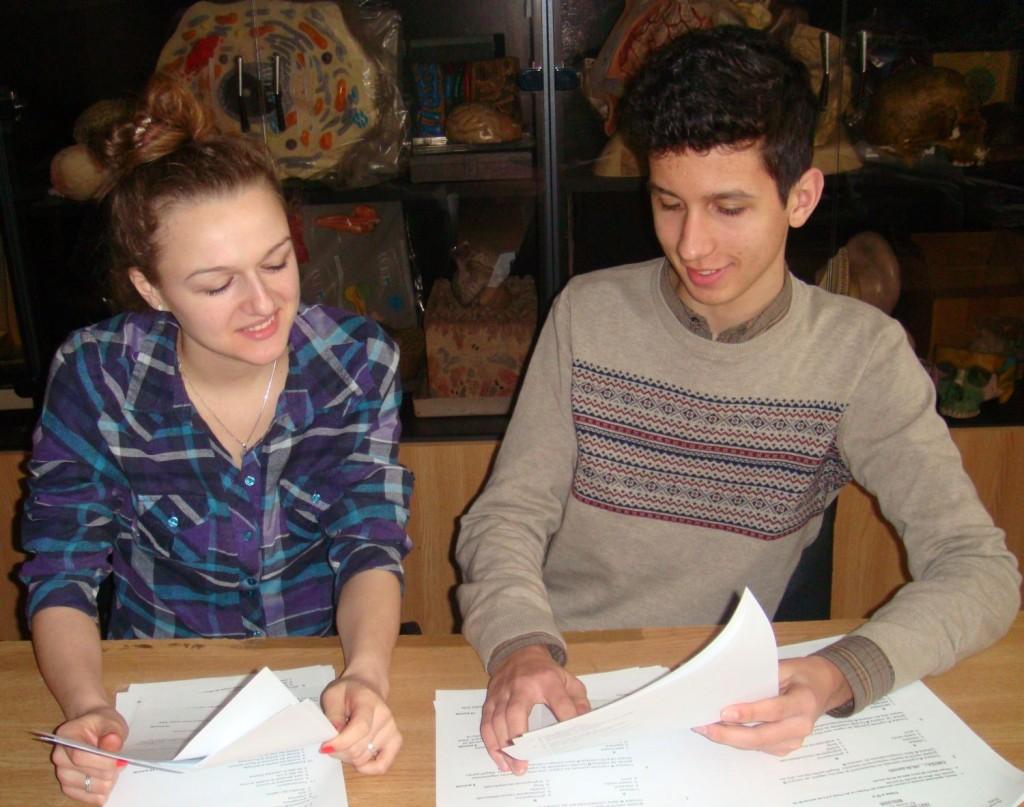 Alexandra Moldovan si Stefan Florin Neaga