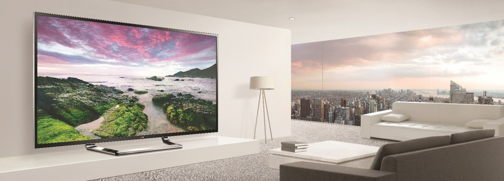 LG UHD TV Lifestyle 1