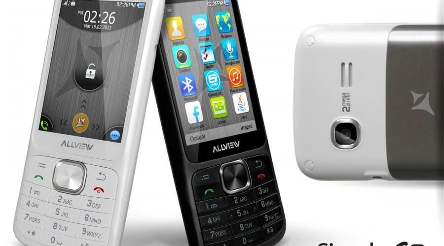 Allview Simplify S5: Un mobil clasic cu ecran color, la 199 lei