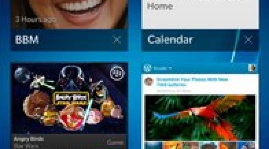 Testează sistemul de operare BlackBerry 10 pe iPhone sau pe telefonul cu Android