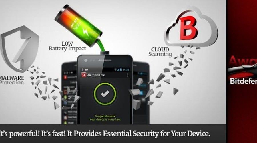Bitdefender pentru Android, disponibil gratuit în Google Play
