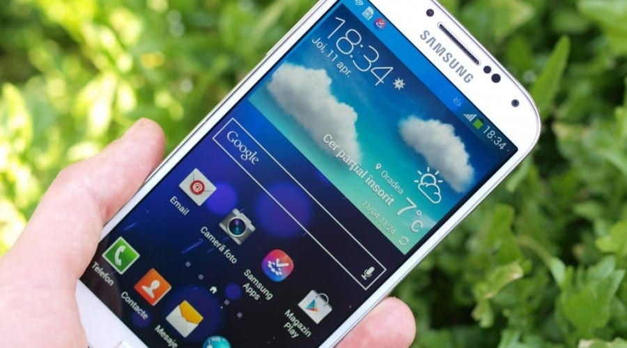 Samsung Galaxy S4 review:  Avem un nou rege
