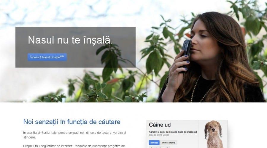 Google Nas: O glumă de 1 aprilie în versiune BETA