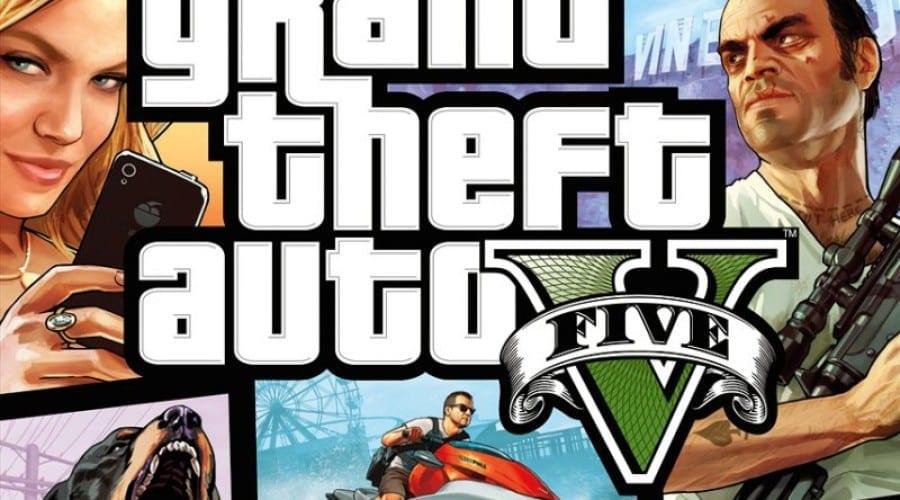 GTA 5: Coperta oficială include şi un iPhone fals