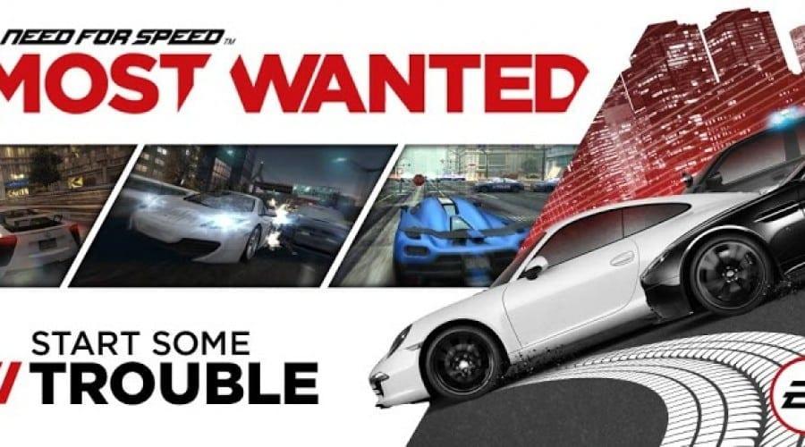 Need For Speed Most Wanted, în versiune specială pentru Samsung Galaxy S 4
