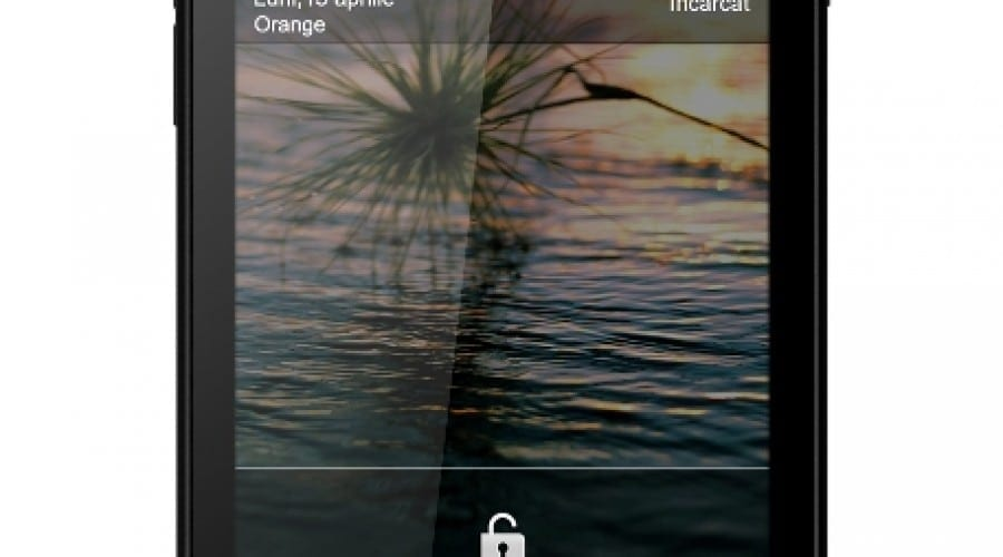 Orange Nivo: Smartphone accesibil cu Android Jelly Bean