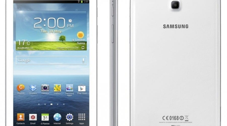 Samsung Galaxy Tab 3: 7 inci si design inspirat de Galaxy S4