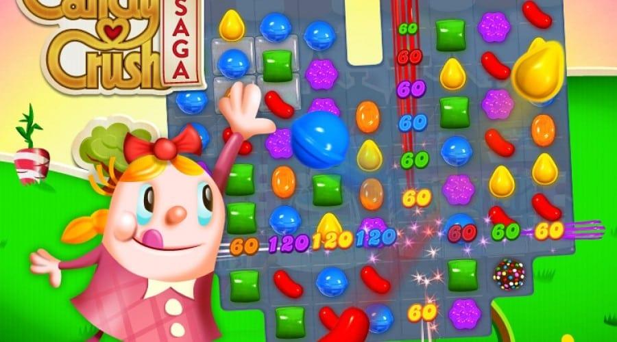 Candy Crush Saga este cel mai popular joc pe smartphone-uri si pe Facebook