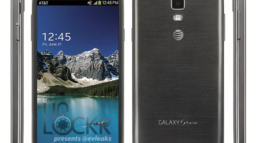 Samsung Galaxy S4 Active: Prima imagine de presa a aparut pe internet