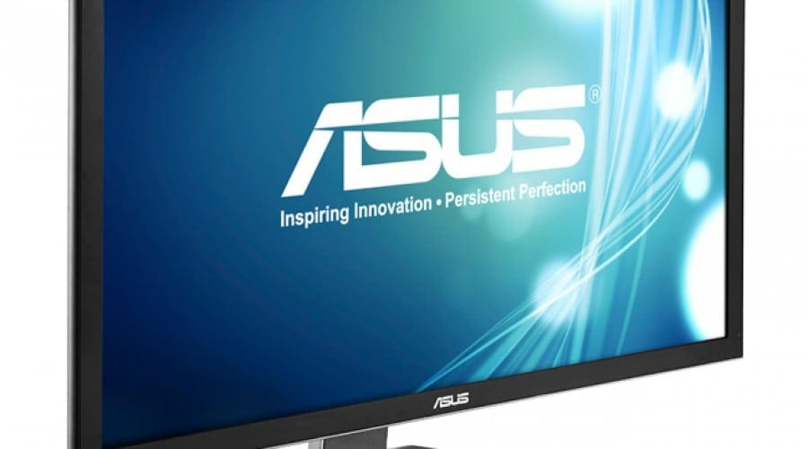 Asus PQ321: Monitor cu rezolutie 4K, diagonala de 31.5 inci si tehnologie IGZO