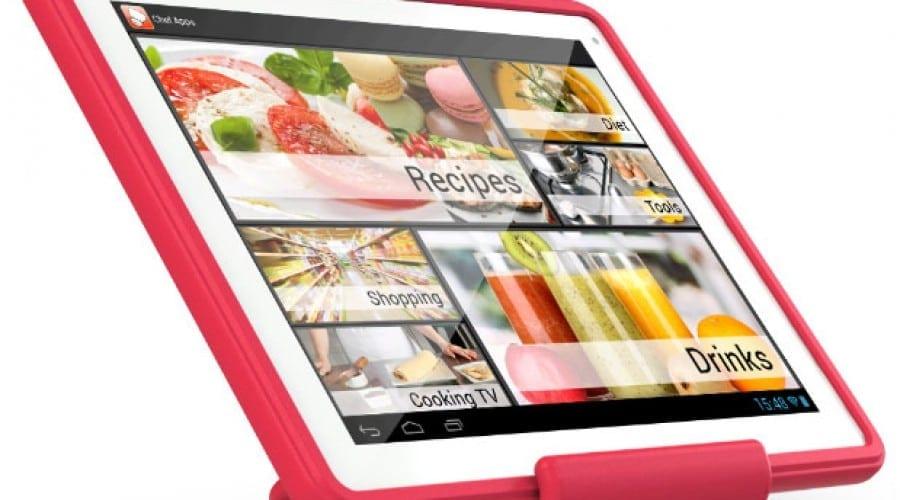 Archos ChefPad: tableta de 9.7 inci pentru bucatarie