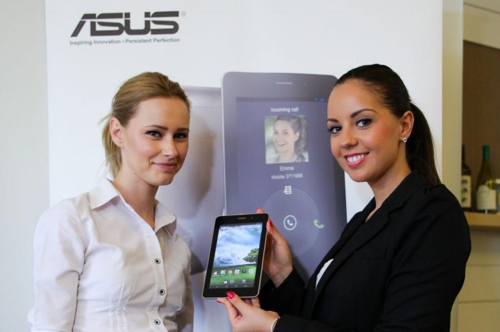 Lansare ASUS Fonepad in Romania