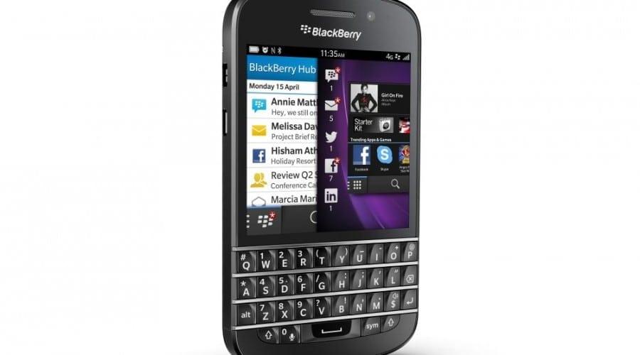 Blackberry Q10 este disponibil la Vodafone incepand de astazi