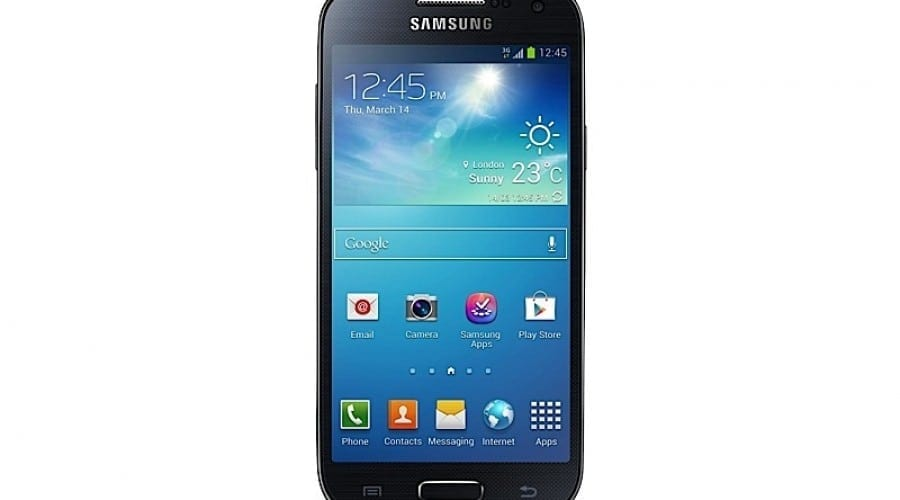 Samsung Galaxy S4 mini: procesor dual-core 1.7 GHz si ecran de 4.3 inci