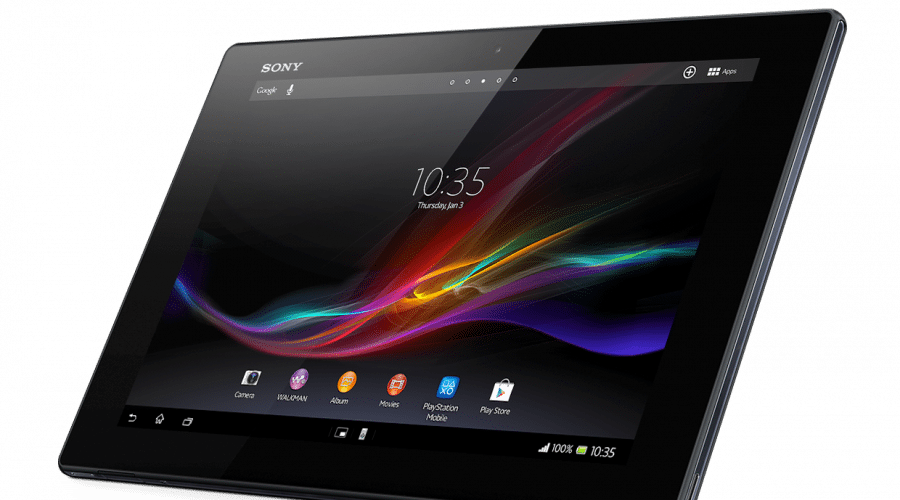Sony Xperia Tablet Z, cea mai subtire tableta de 10 inci de pe piata, este disponibila la evoMAG