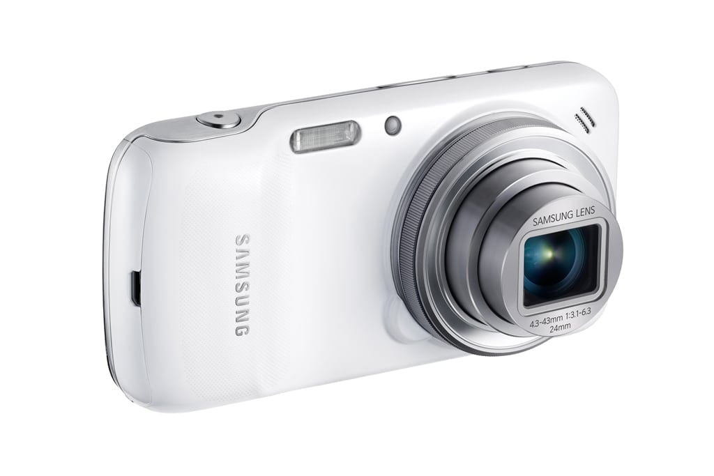 GALAXY S4 zoom_camera