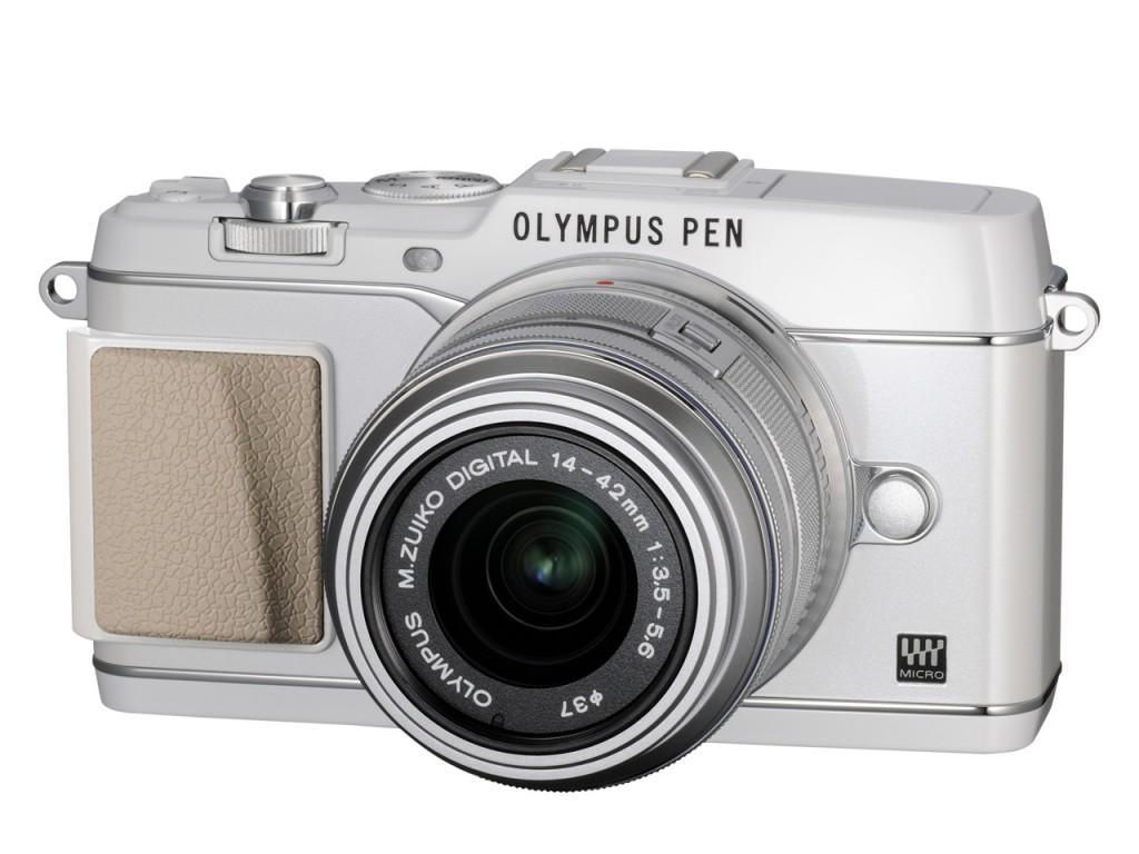 Olympus-PEN-E-P5-white